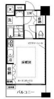 セントラルパークタワー・ラ・トゥール新宿 924の写真1