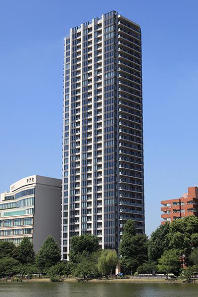 ブリリアタワー上野池之端の写真1