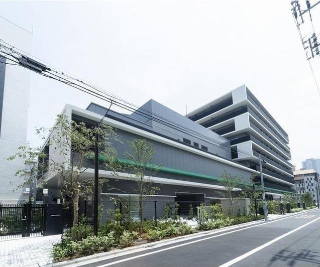 飯田橋ガーデンフラッツ の写真1