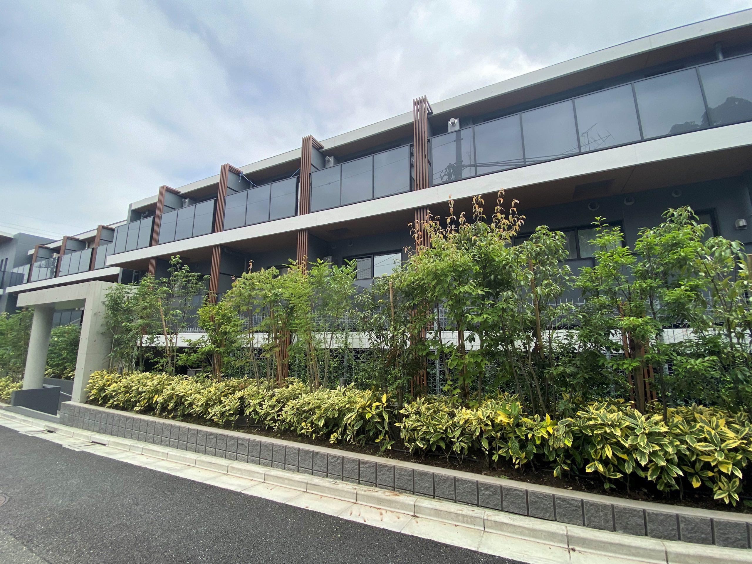 ザ・パークハビオ柿の木坂 の写真1