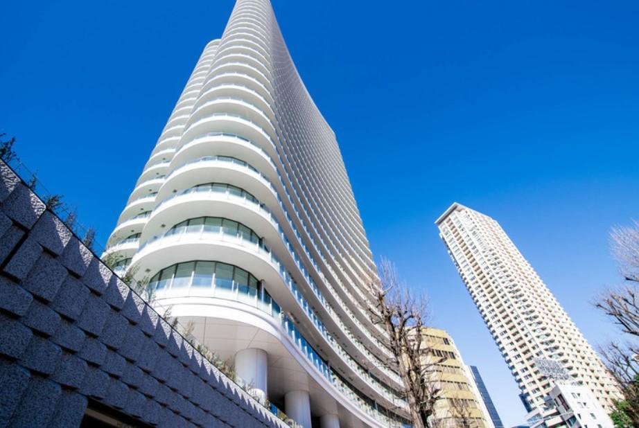 パークコート青山ザタワーの写真1