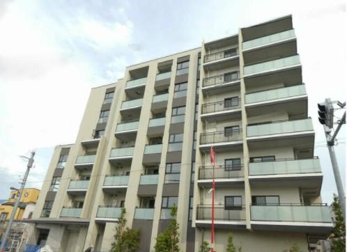 ザ・パークハウス目黒本町の写真1