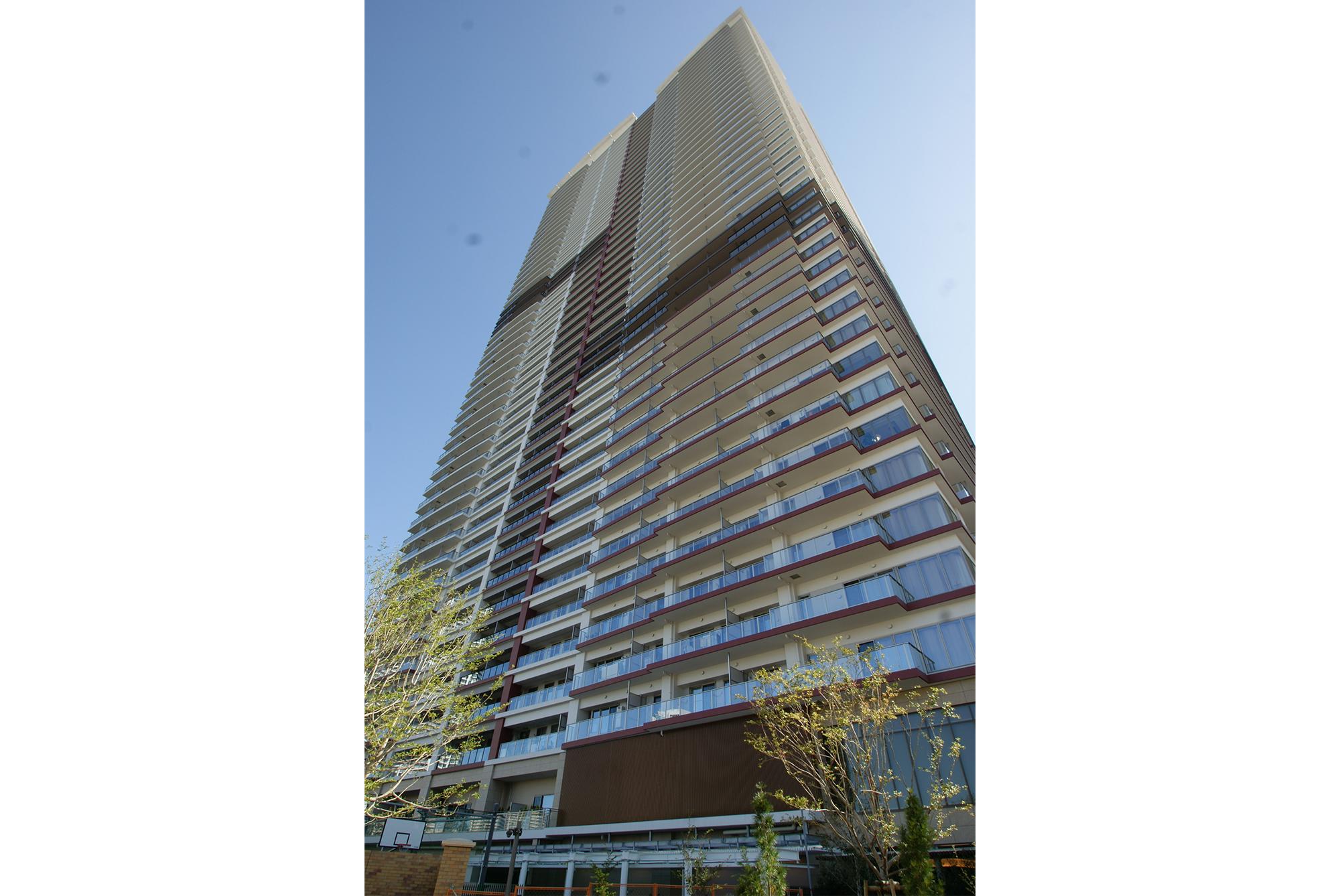 パークタワー晴海6階の写真2
