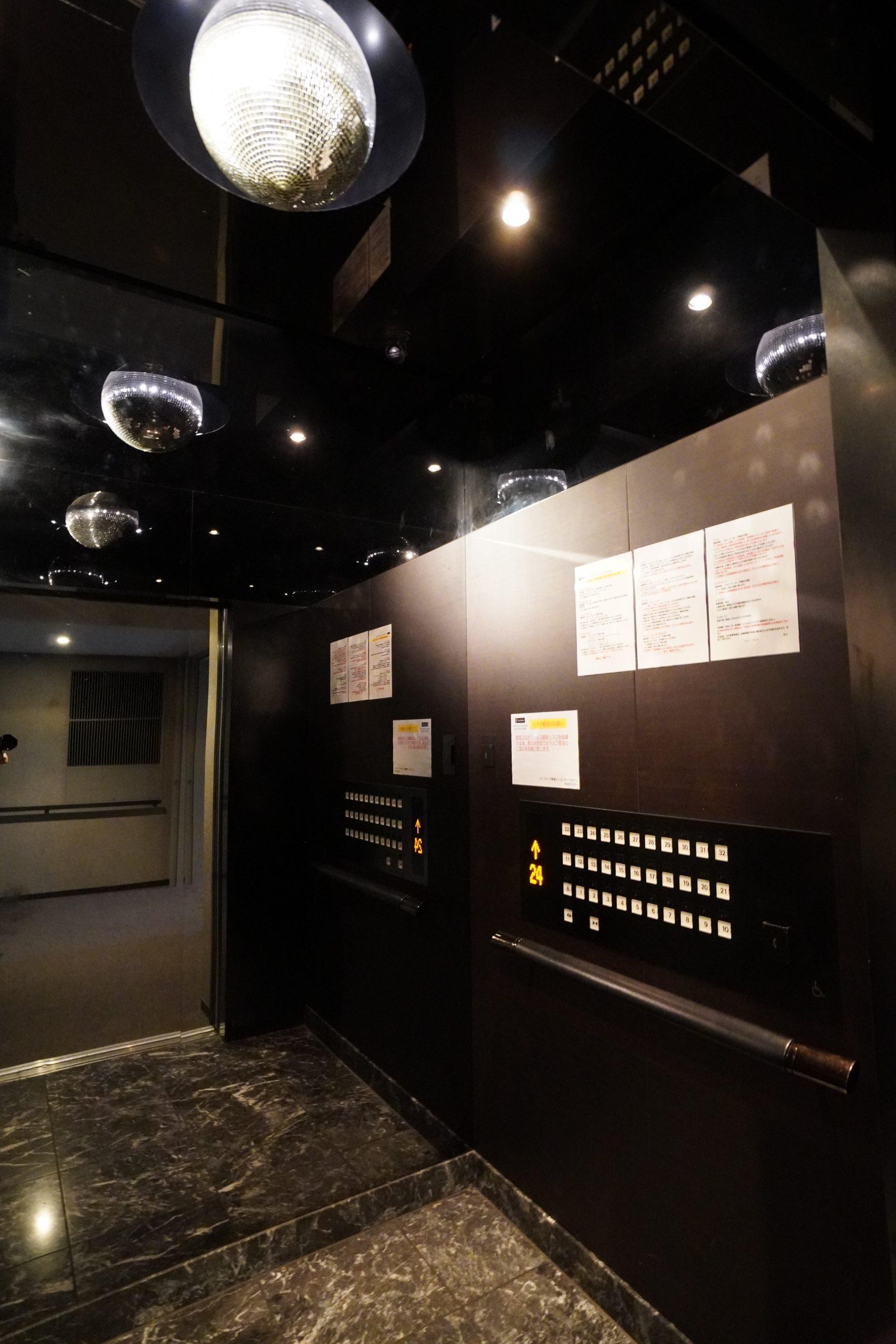 コンフォリア新宿イーストサイドタワーの写真14
