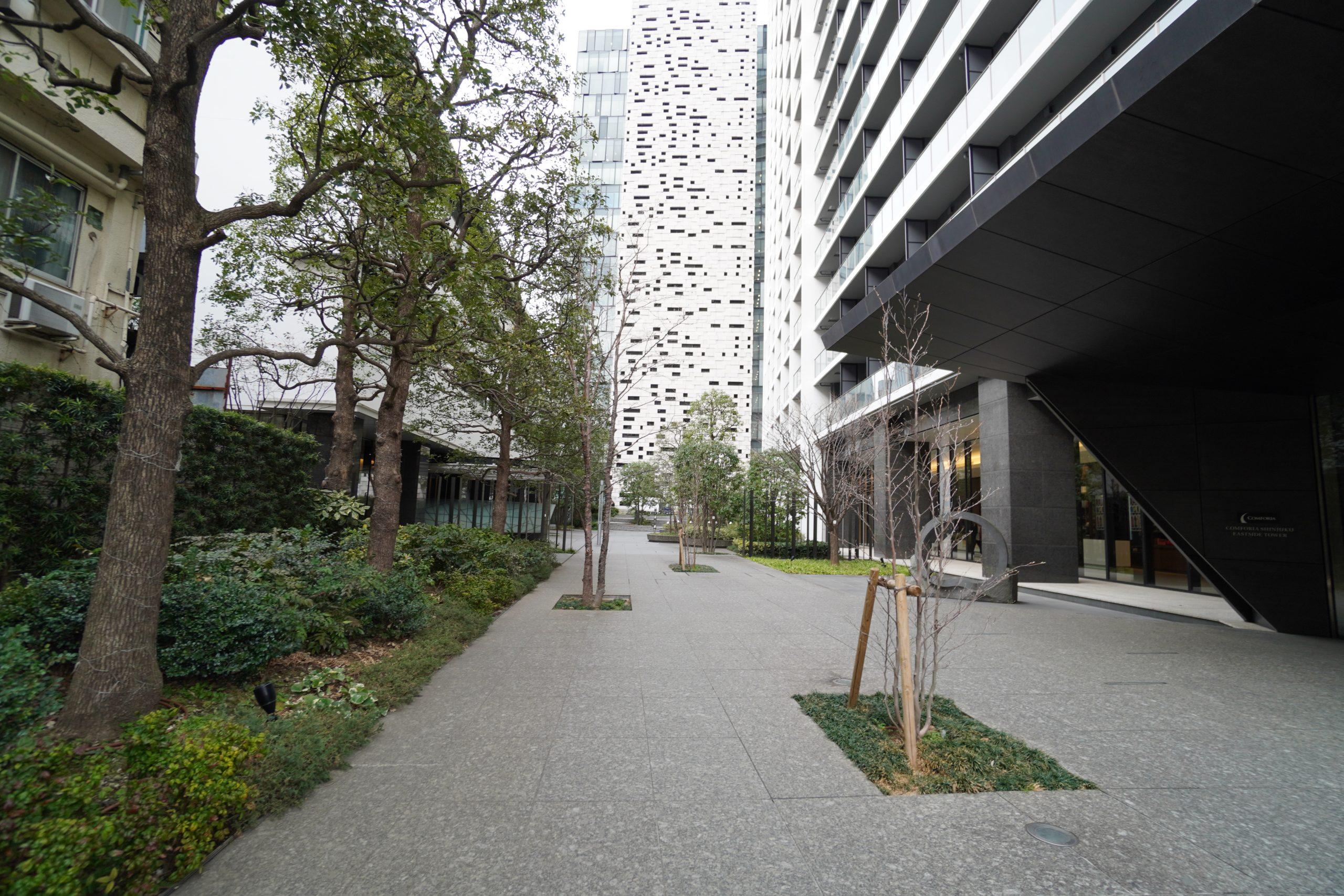 コンフォリア新宿イーストサイドタワーの写真10
