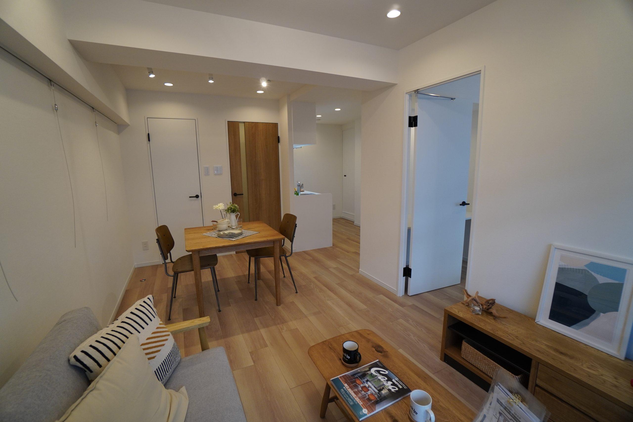 恵比寿スカイハイツ 413号室の写真2