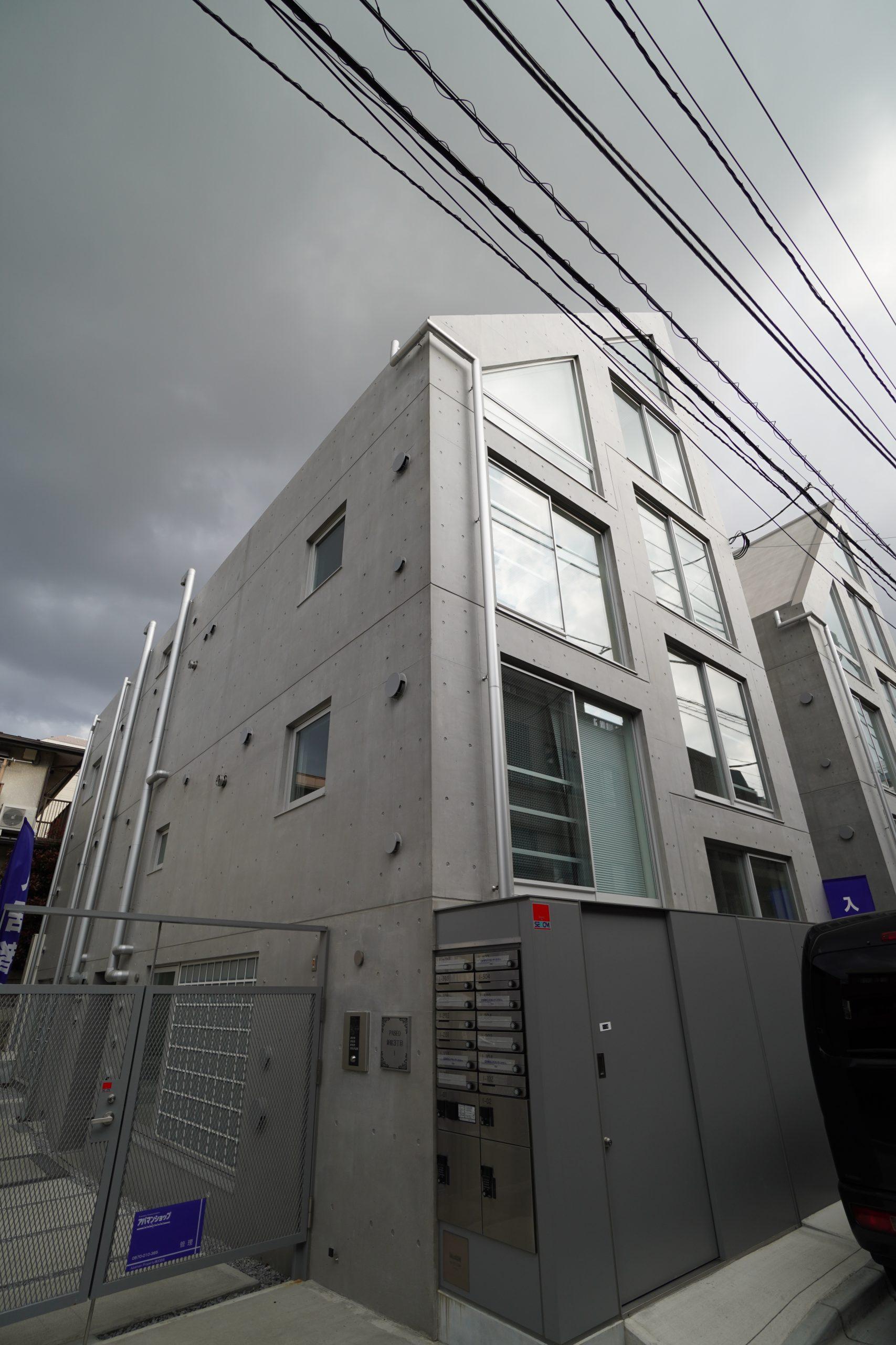 PASEO新宿三丁目Iの写真1