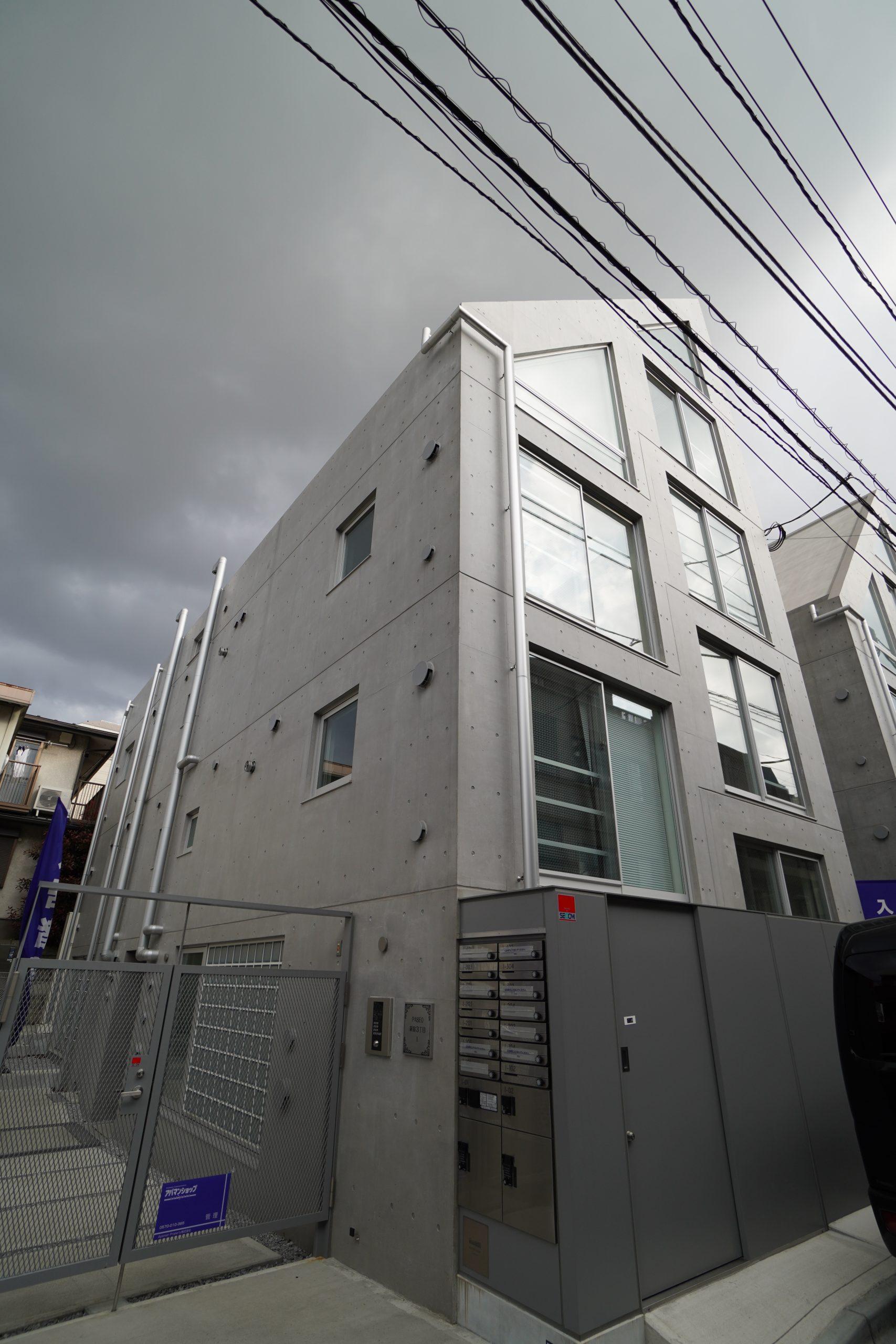 PASEO新宿三丁目Iの写真2