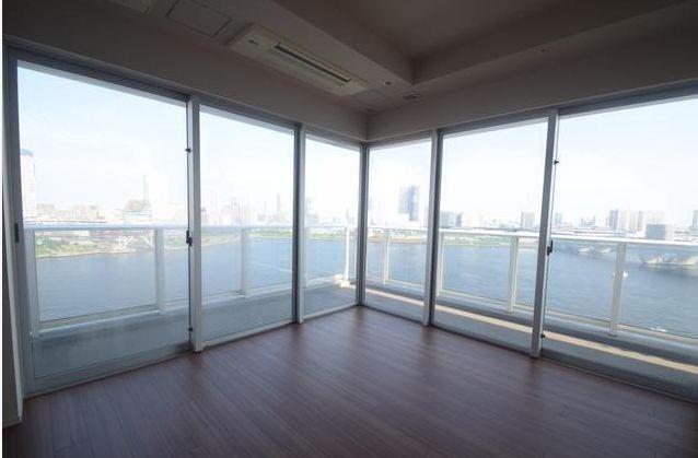 ザ・パークハウス晴海タワーズ ティアロレジデンス 48階の写真4