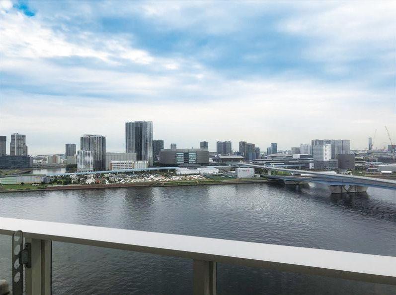 ザ・パークハウス晴海タワーズ ティアロレジデンス 17階の写真9