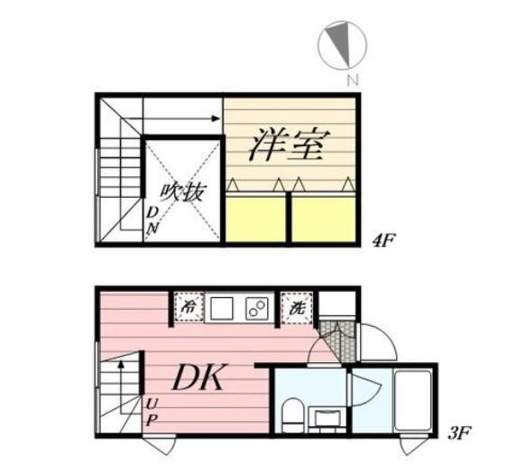 PASEO新宿三丁目I 302の写真1