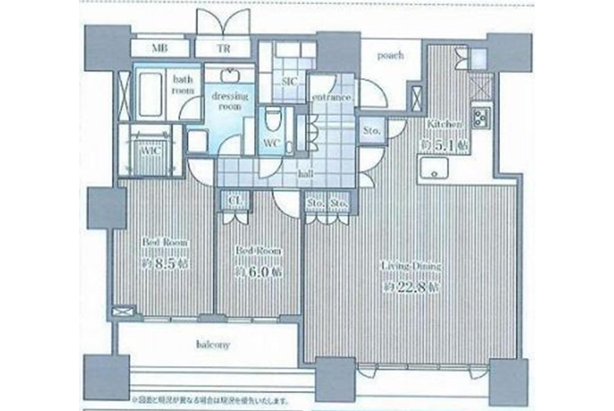 ドゥ・トゥール52階の写真1