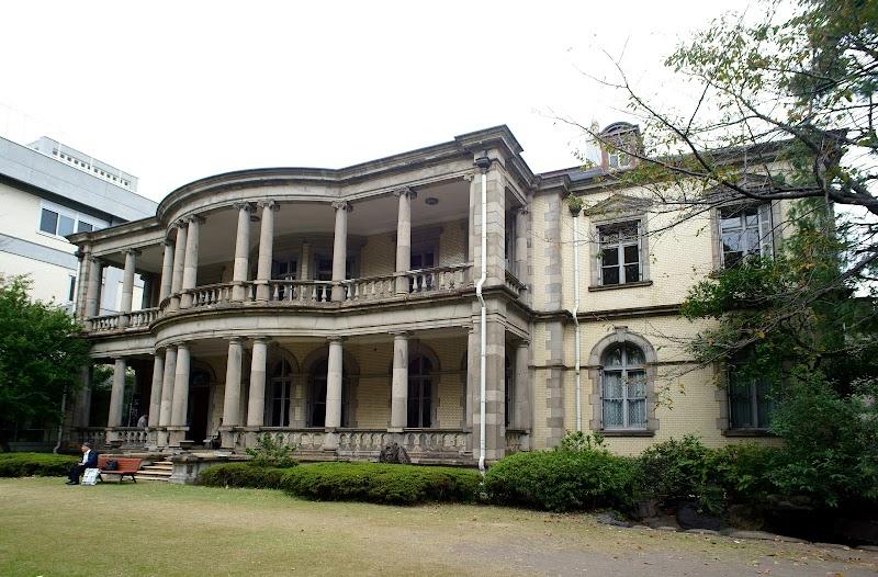 清泉女子大内にある旧島津公爵邸