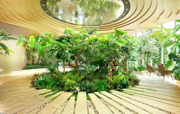 THE COURT 神宮外苑の写真3