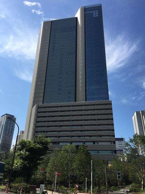 赤坂エアレジデンスの写真1
