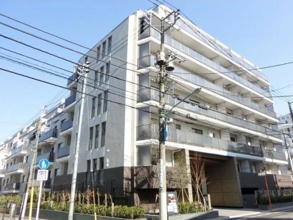 ザ・パークハビオ新宿の写真1