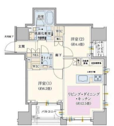 クラッシィハウス神田美土代町 2Fの写真1