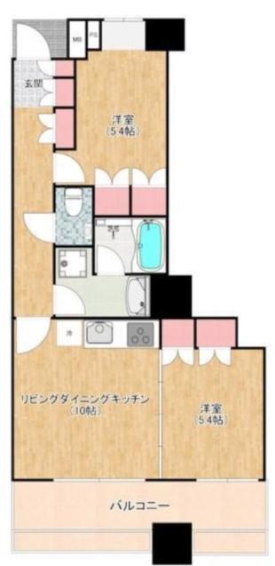 エアライズタワー 2106の写真1