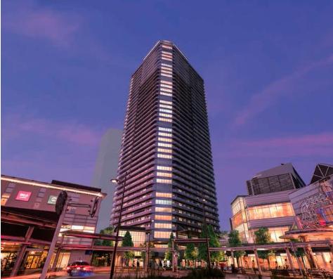 パークシティ武蔵小山ザタワーの写真2