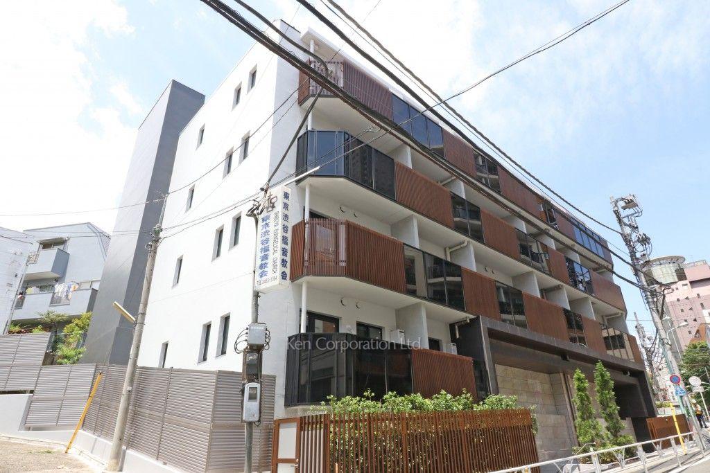 アクセリス渋谷南平台の写真1