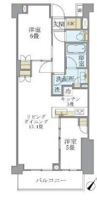 アパートメンツ中野弥生町 514の写真1