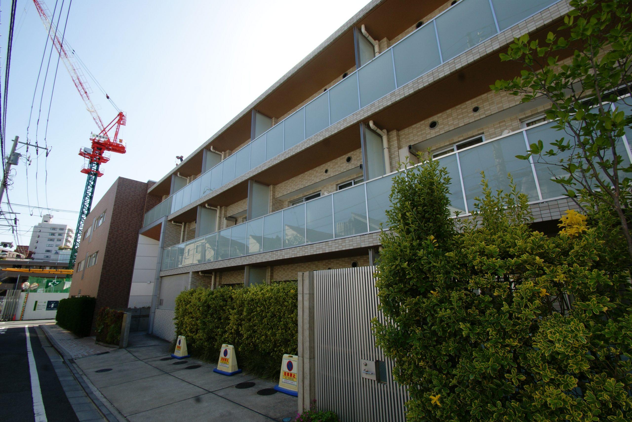 コンフォリア目黒青葉台の写真2