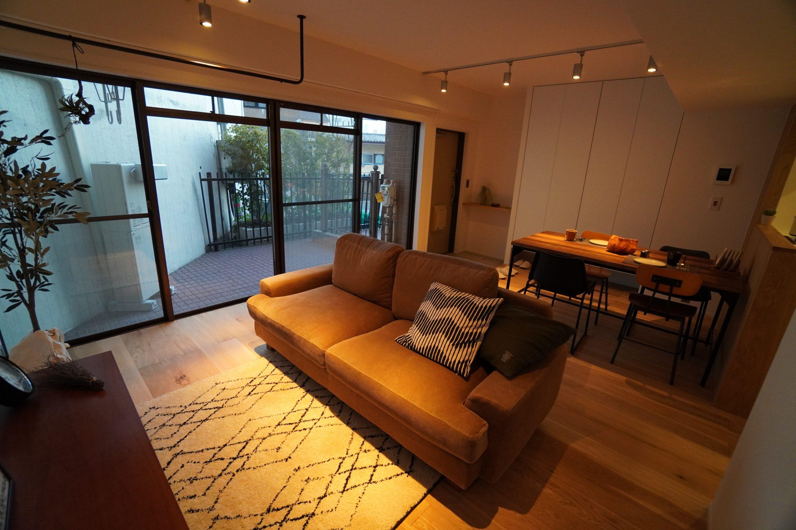 ハラダサンパークマンション恵比寿台の写真4