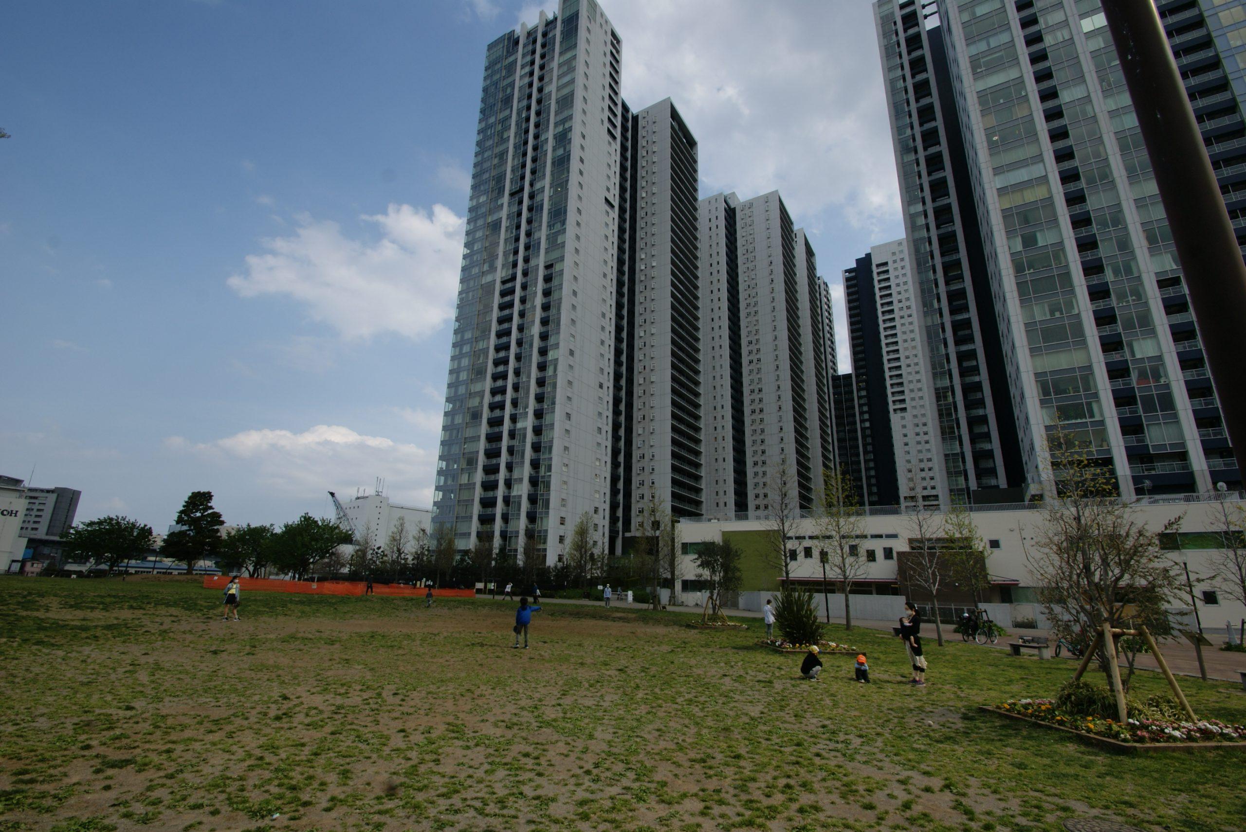 ワールドシティタワーズ の写真1
