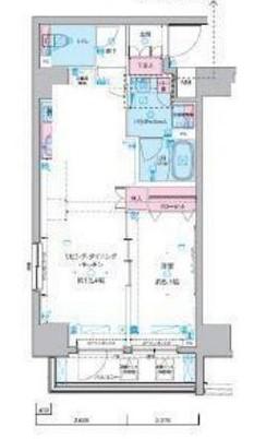 ジェノヴィア東神田グリーンヴェール  608の写真1